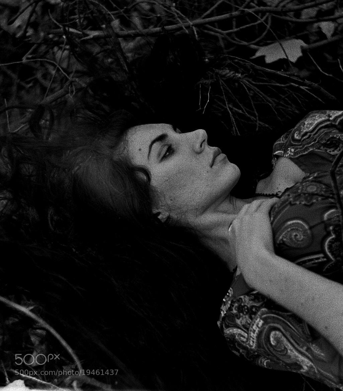 Photograph Nastya by Sophie Gerasimova on 500px
