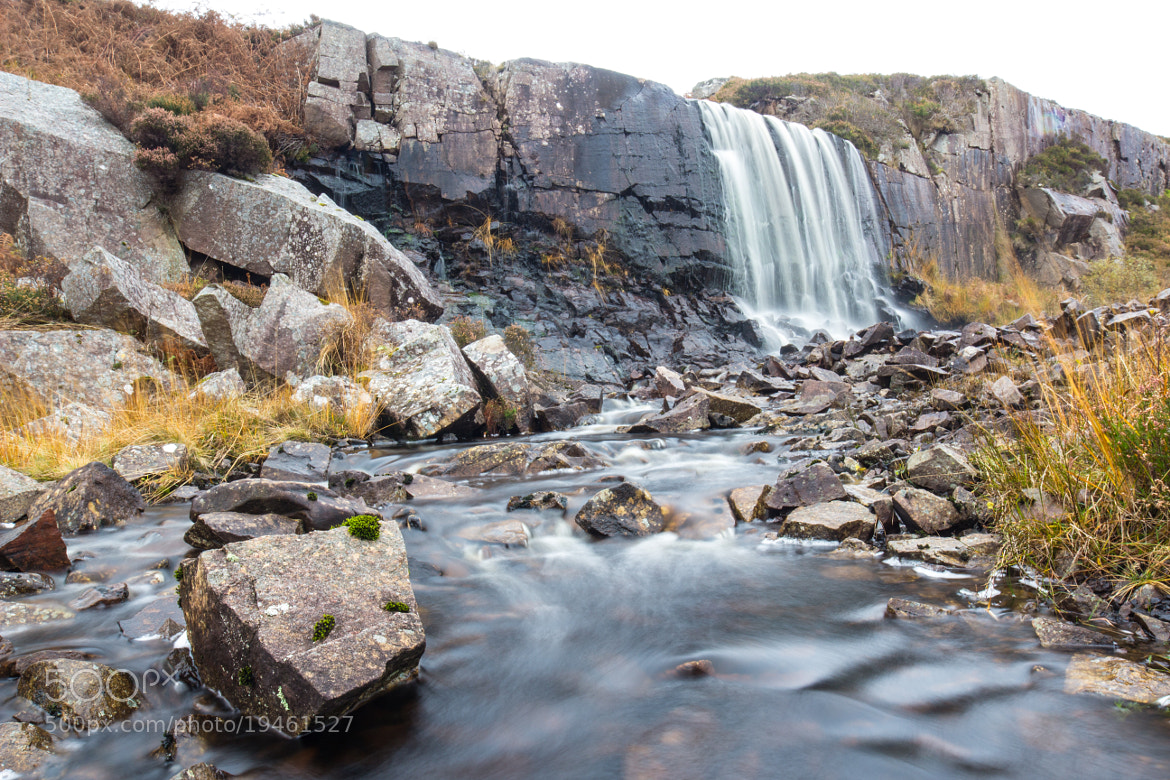 Photograph Applecross Waterfall by Dan James on 500px