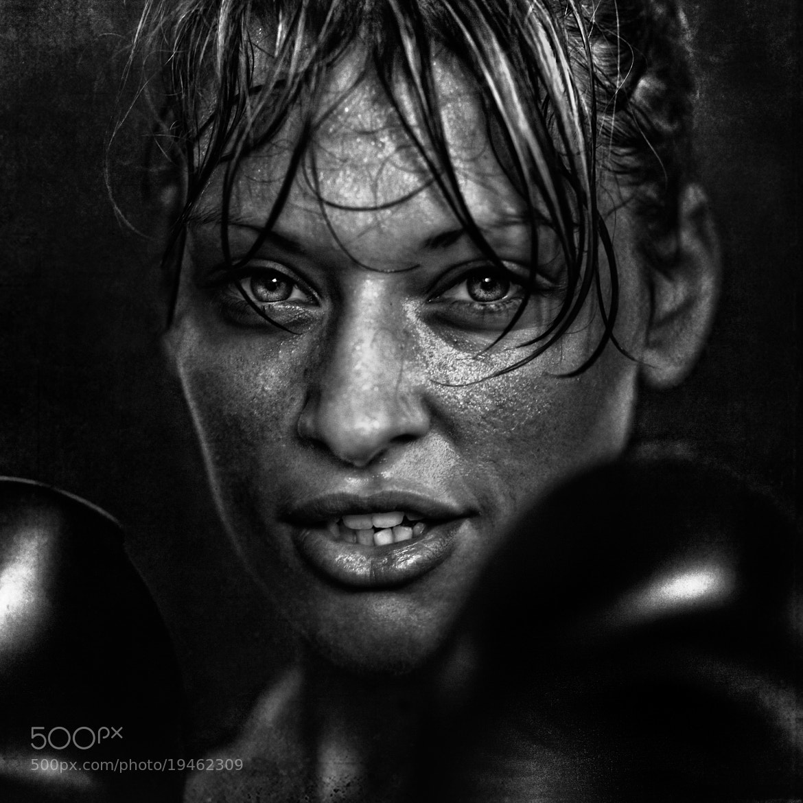 Photograph The old one-two by Lee Jeffries on 500px