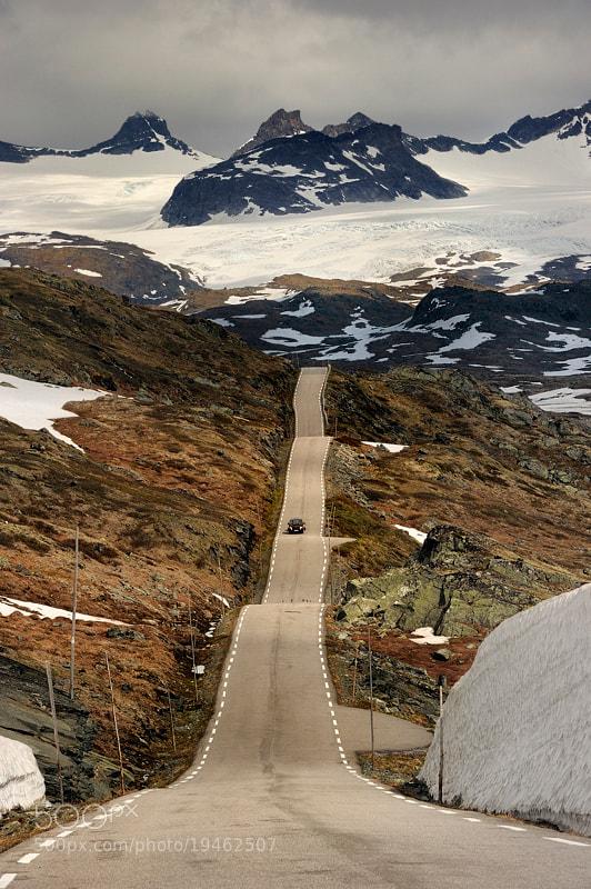 Photograph The Road... by Pawel Kucharski on 500px