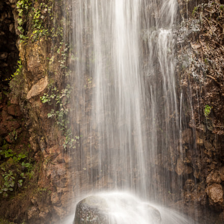 Sapanca Waterfall, Canon EOS 500D, Canon EF-S 18-55mm f/3.5-5.6 IS