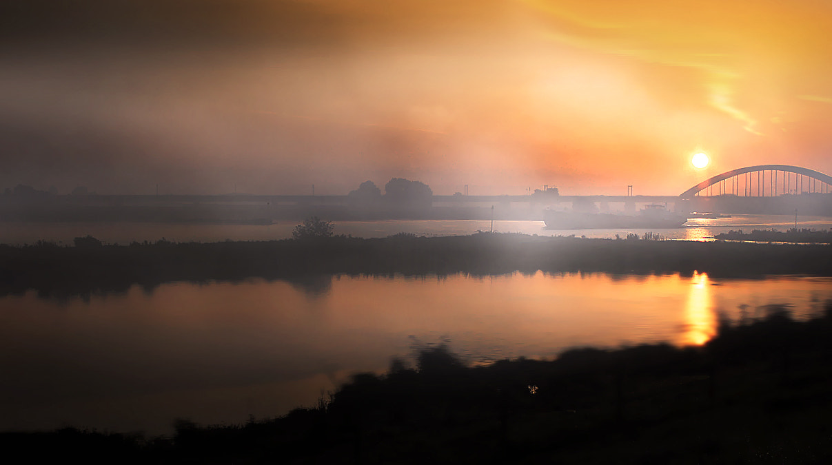 Photograph coming from the mist by Patrick Strik on 500px