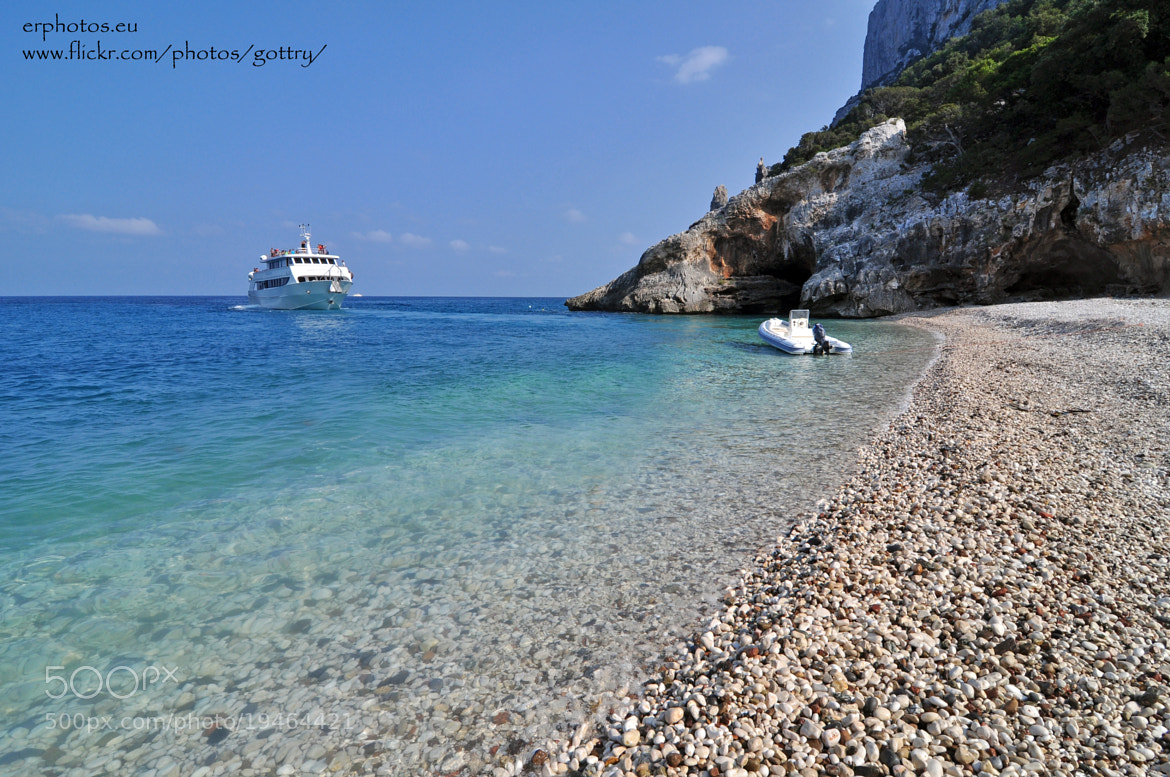 Photograph Cala Sisine by Emanuele Rinaldi on 500px