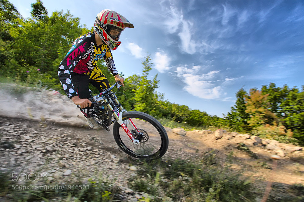 Photograph Downhill by Kirill Grekov on 500px