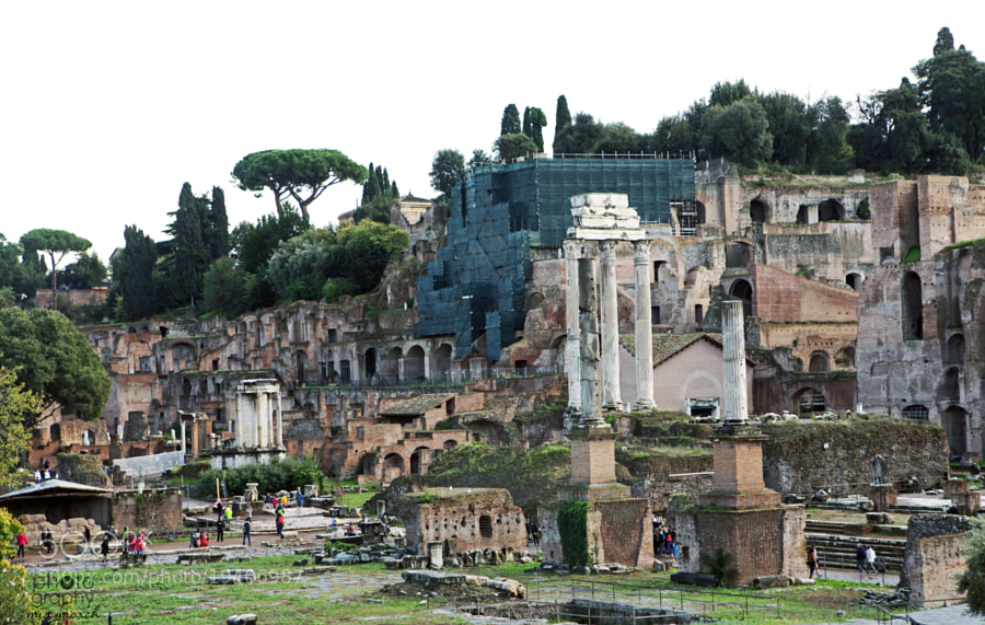 Rome and its Ruins  by miaymarch _amatteroftaste (miaymarch)) on 500px.com
