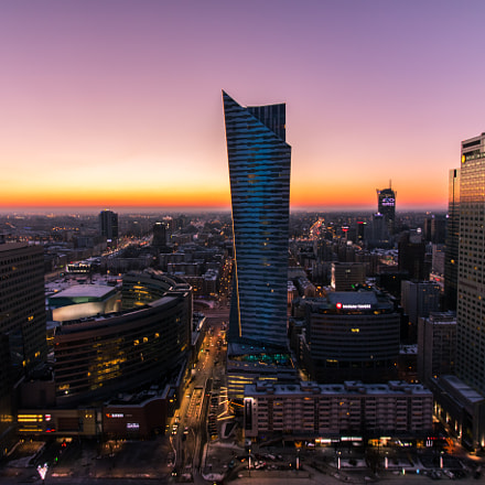 Warszawa, Canon EOS 750D, Canon EF-S 10-18mm f/4.5-5.6 IS STM