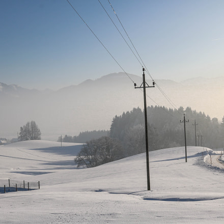 Winter überall..., Canon EOS 750D, Canon EF-S 18-55mm f/3.5-5.6 IS STM