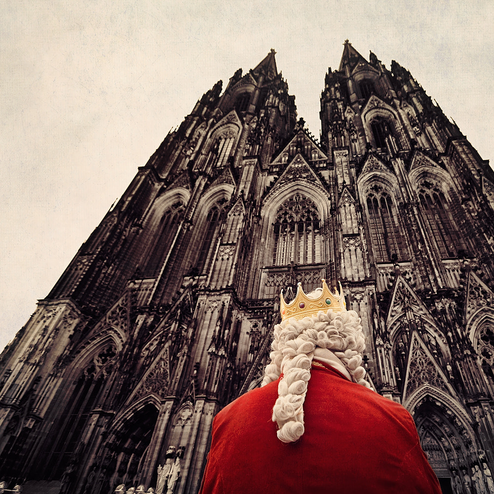 Photograph The Lord of the Dom by Allard Schager on 500px