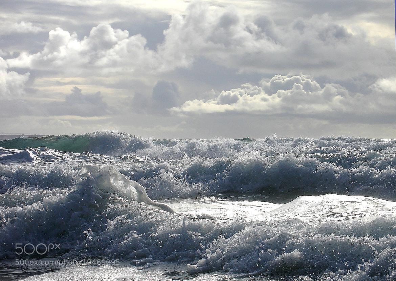 Photograph Stormy Atlantic by Jarda Libal on 500px