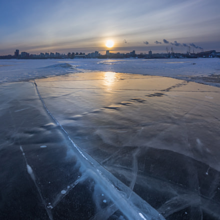 Ice, Canon EOS 700D, Tokina AT-X 116 AF Pro DX 11-16mm f/2.8
