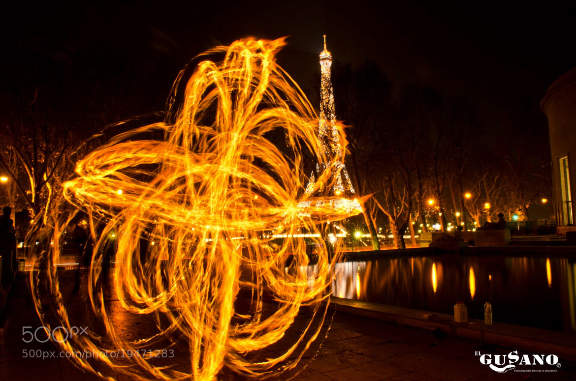 Photograph Try to Set the Night on Fire ! by El Gusano on 500px