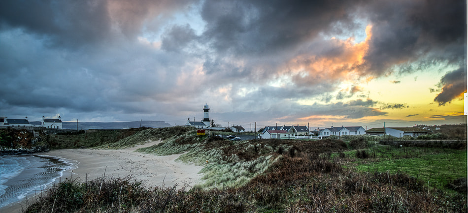 Photograph STROOVE LIGHTHOUSE  by Sam Smallwoods on 500px