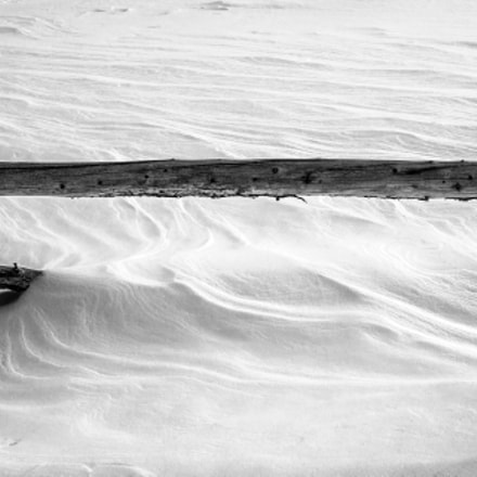 Snow Drift Black and, Canon EOS 5D, Tamron AF 19-35mm f/3.5-4.5