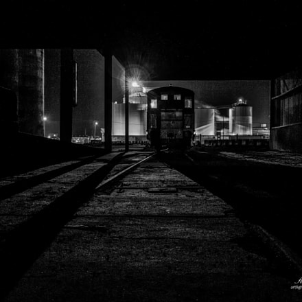 Le train de 23h17, Panasonic DMC-L10