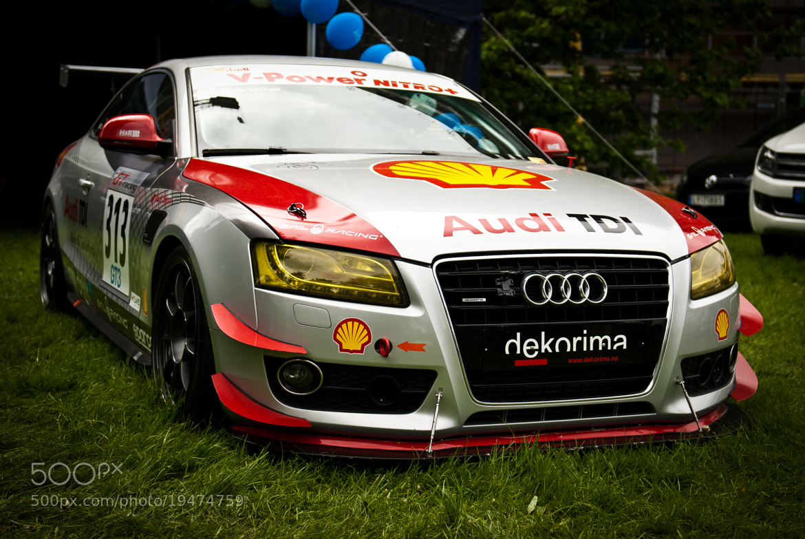 Photograph Audi TDI by Tor Anthonsen on 500px