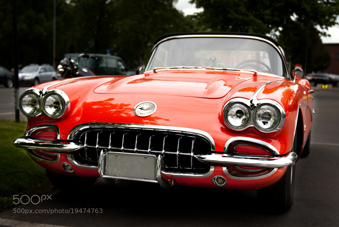 Photograph Corvette by Tor Anthonsen on 500px