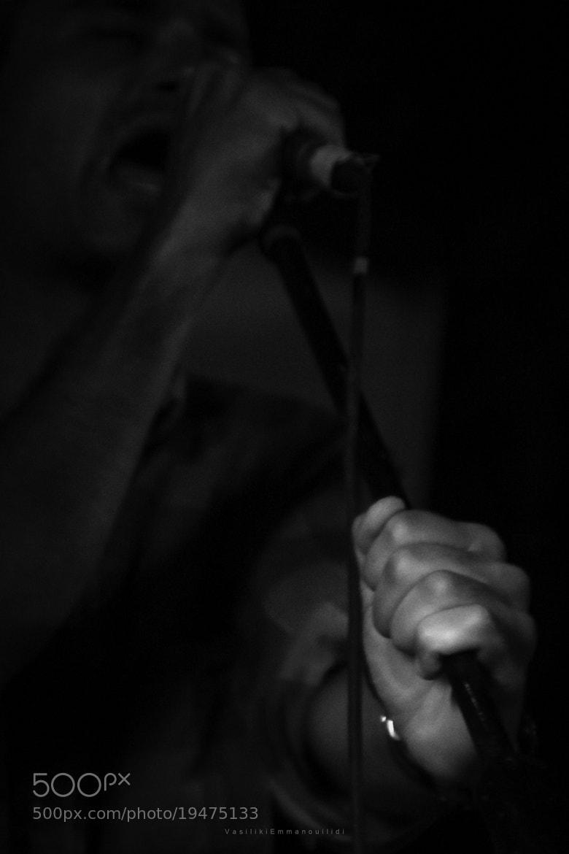 Photograph Singing out by Vasiliki Emmanouilidi on 500px
