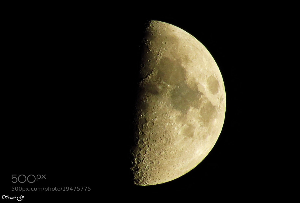 Photograph Lovely Moon n2 by Sami Gameel on 500px
