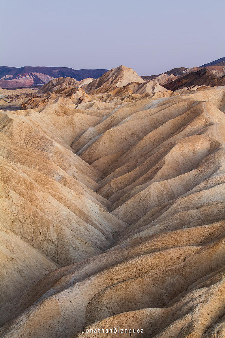 Photograph Death Valley (Zabriskie point)  by Jonathan Blanquez on 500px