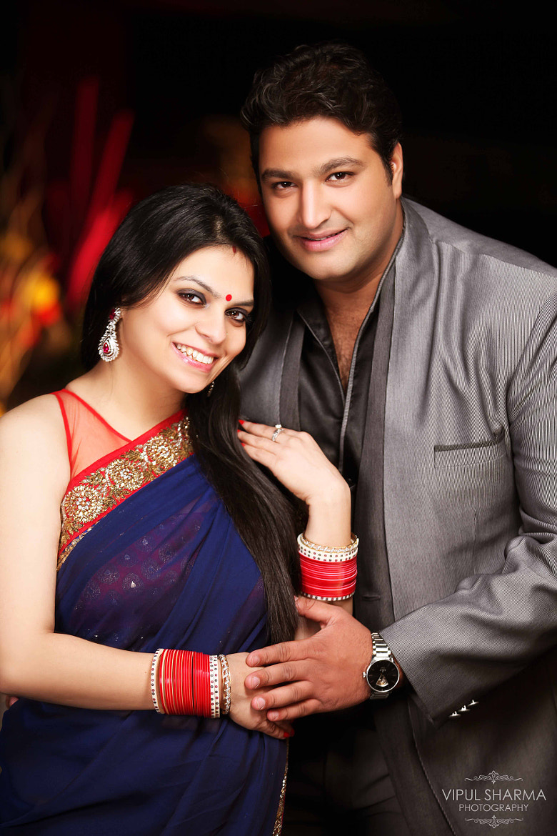 Photograph Newly Wedded Couple by Vipul Sharma on 500px