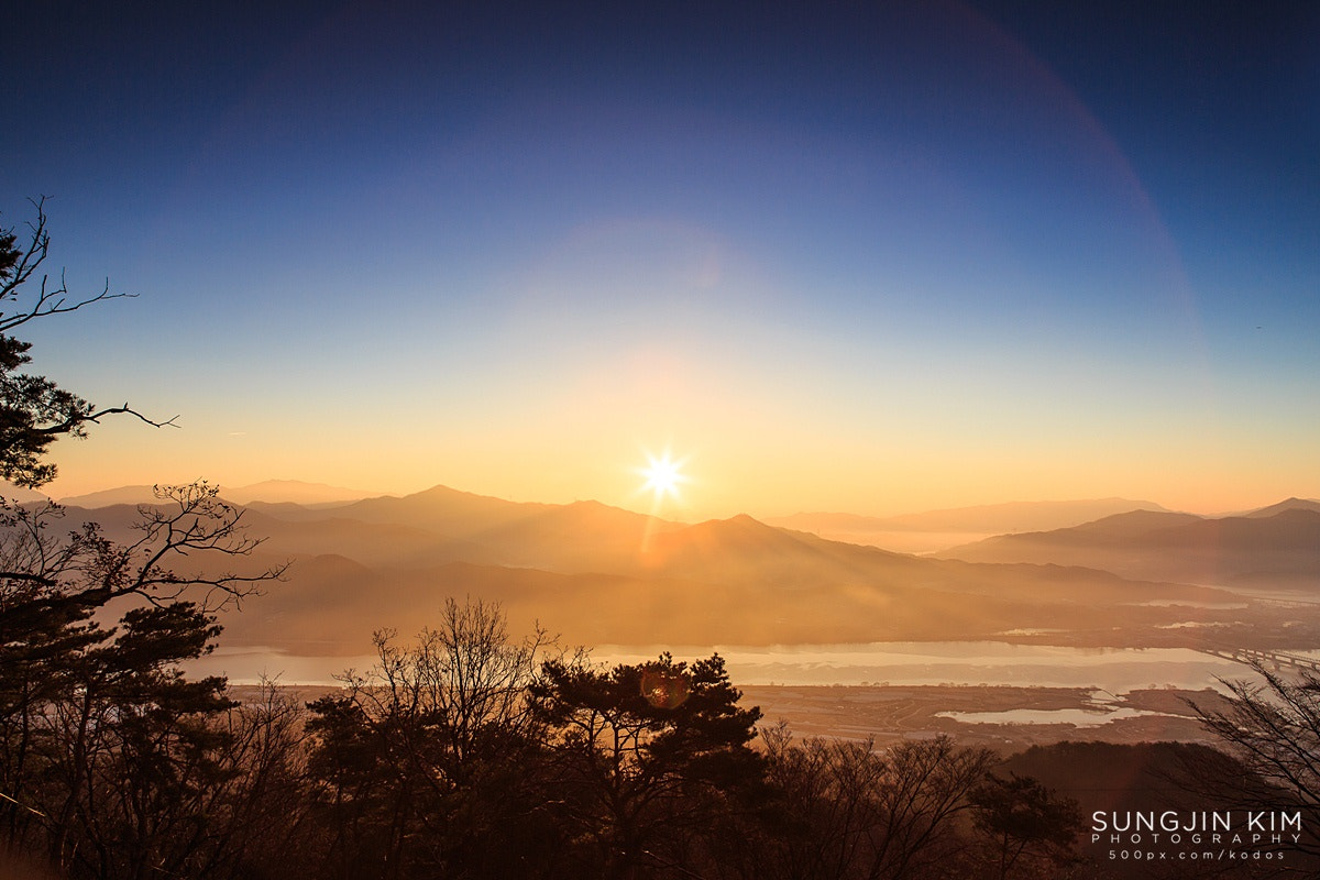 Photograph Sunrise by Sungjin Kim on 500px