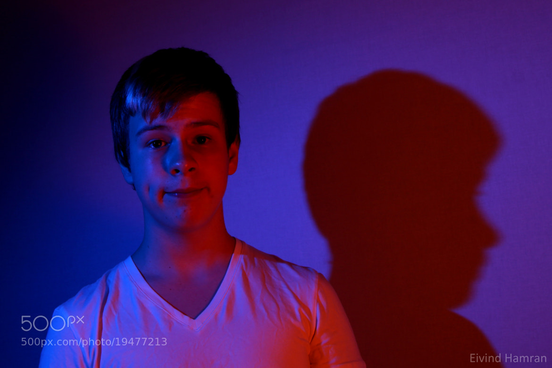 Photograph Selfportrait by Eivind Hamran on 500px