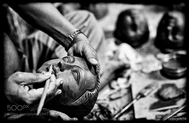 Photograph Countenance  by Tathagata Dasgupta on 500px