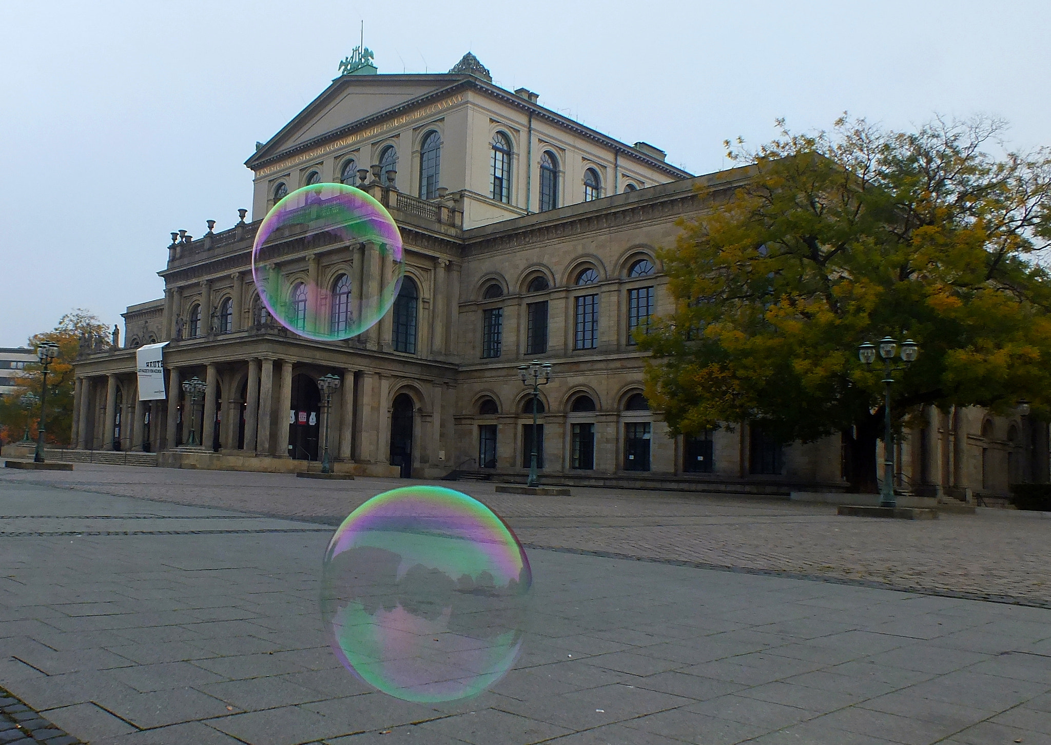 Photograph Opera with Bubbles 01 by Winfried von Esmarch on 500px