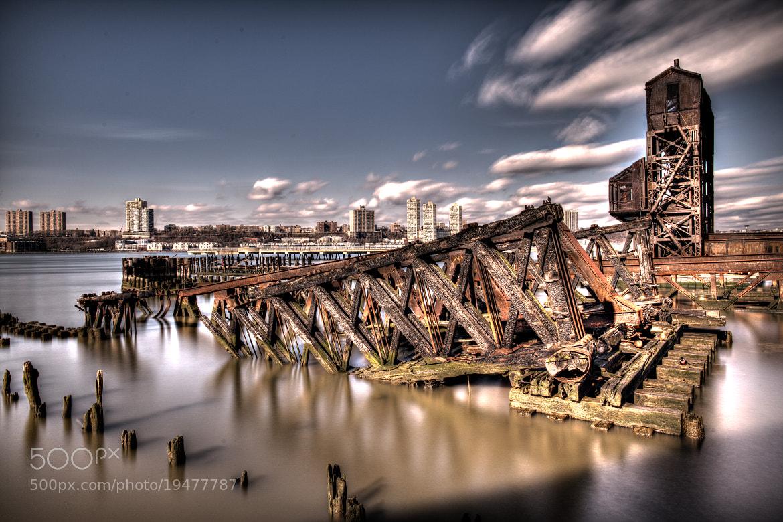 Photograph 69th Street Transfer Bridge- New York City by Kevin Richardson on 500px