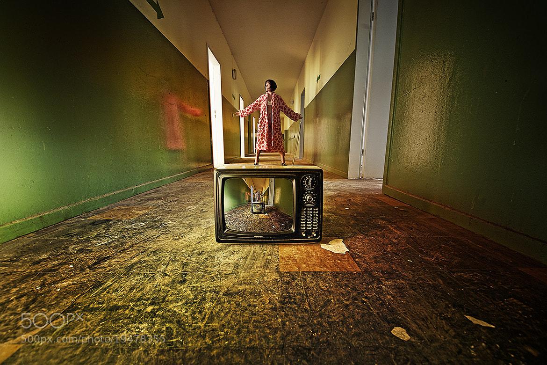 Photograph TV by Siggi Meyer on 500px