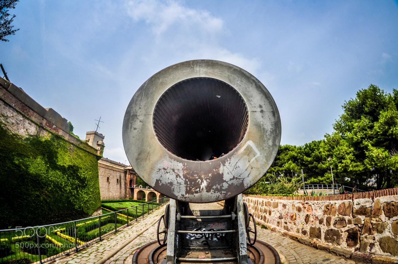 Photograph Castell de Montjuïc. by Fotis Samandaras on 500px
