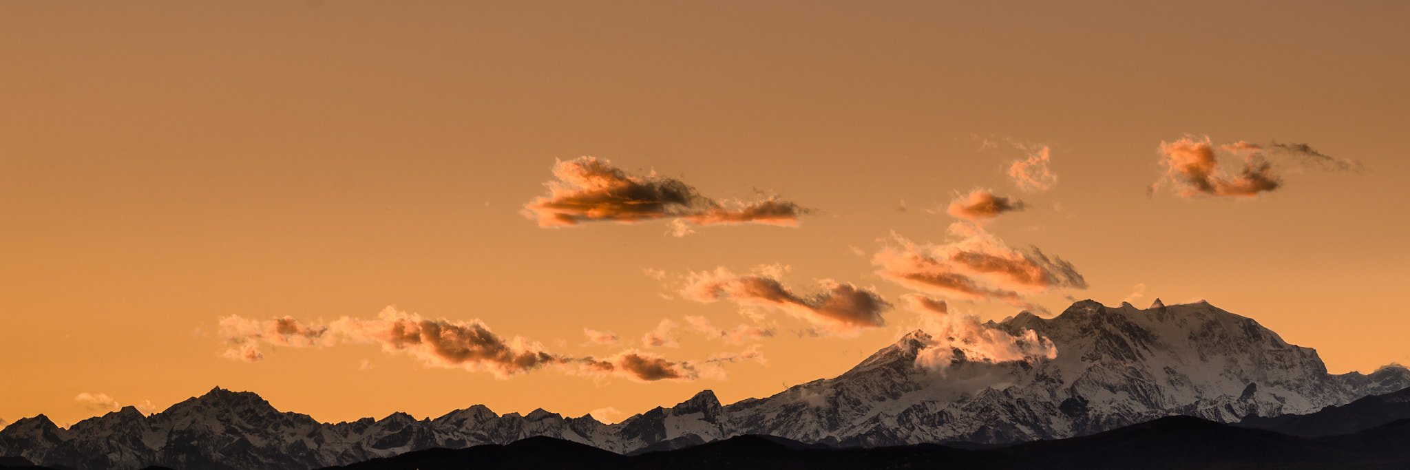 Photograph Monte Rosa by Luca Gabbana on 500px