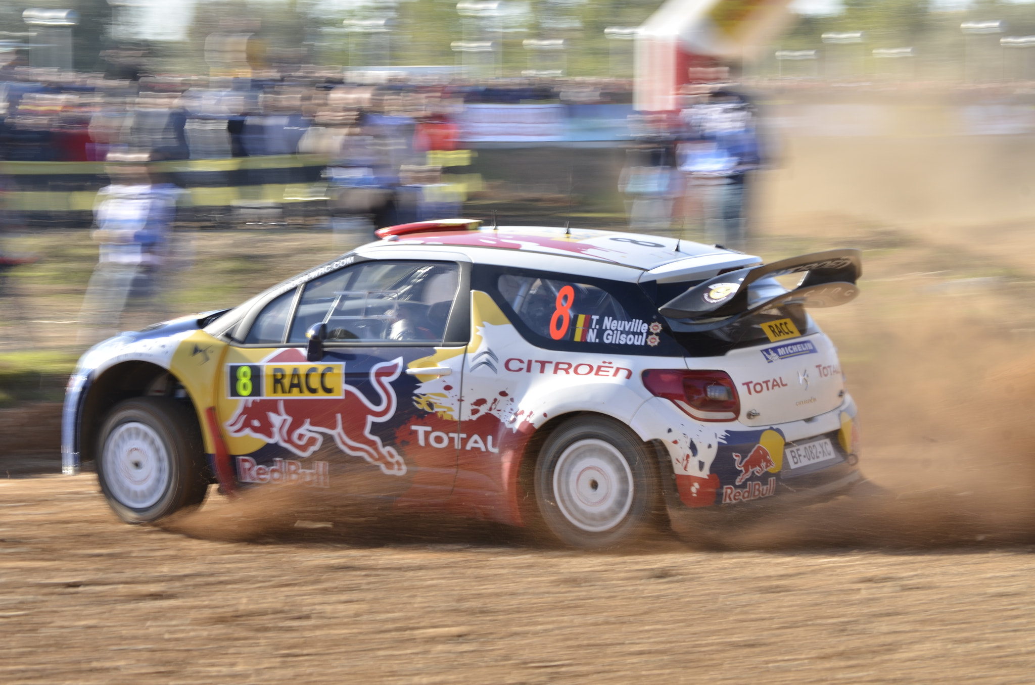 Photograph RACC Rally Catalunya 2012 by Manuel Gil on 500px
