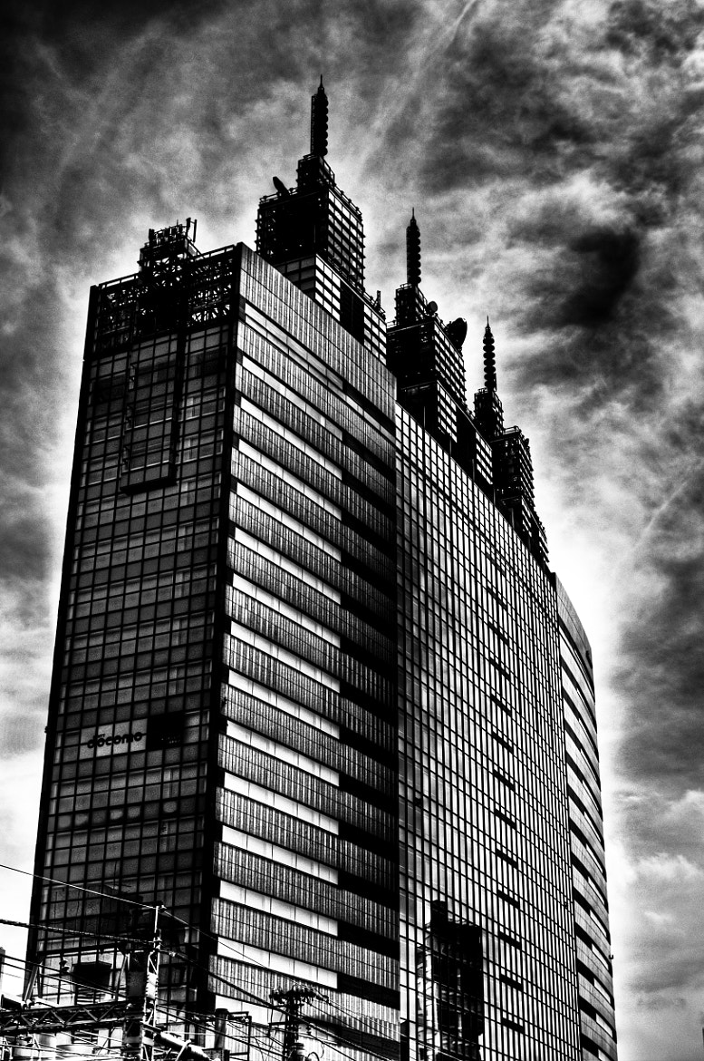 Photograph Building by  FUJIYAMA on 500px