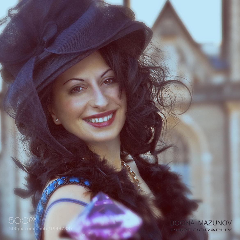 Photograph Eleni by Bogna Mazunov on 500px