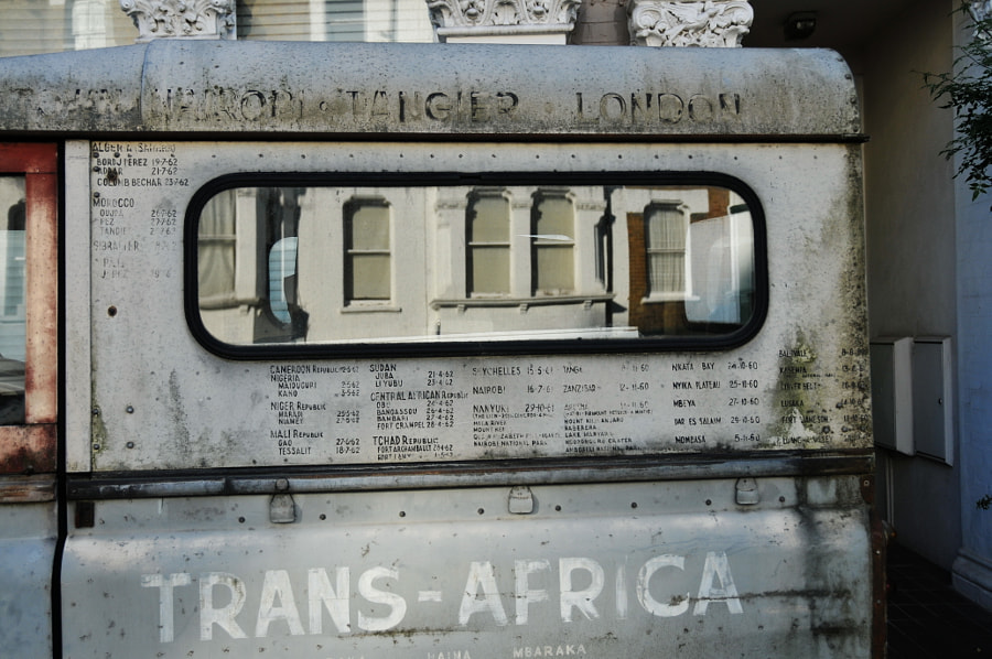 Trans-Africa by Sandra on 500px.com