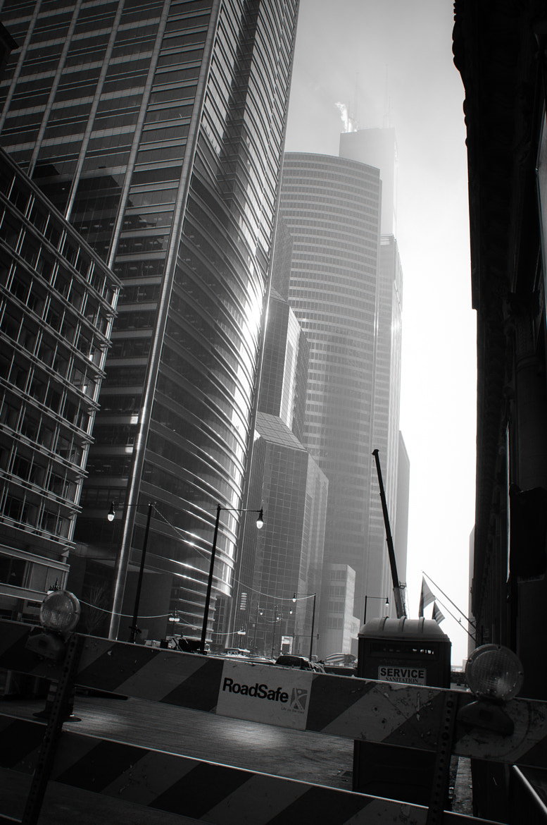 Photograph Lost in Chicago by Emilie Möri on 500px