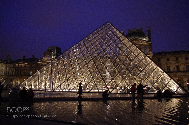 Photograph Louvre by Polina Shabanova on 500px