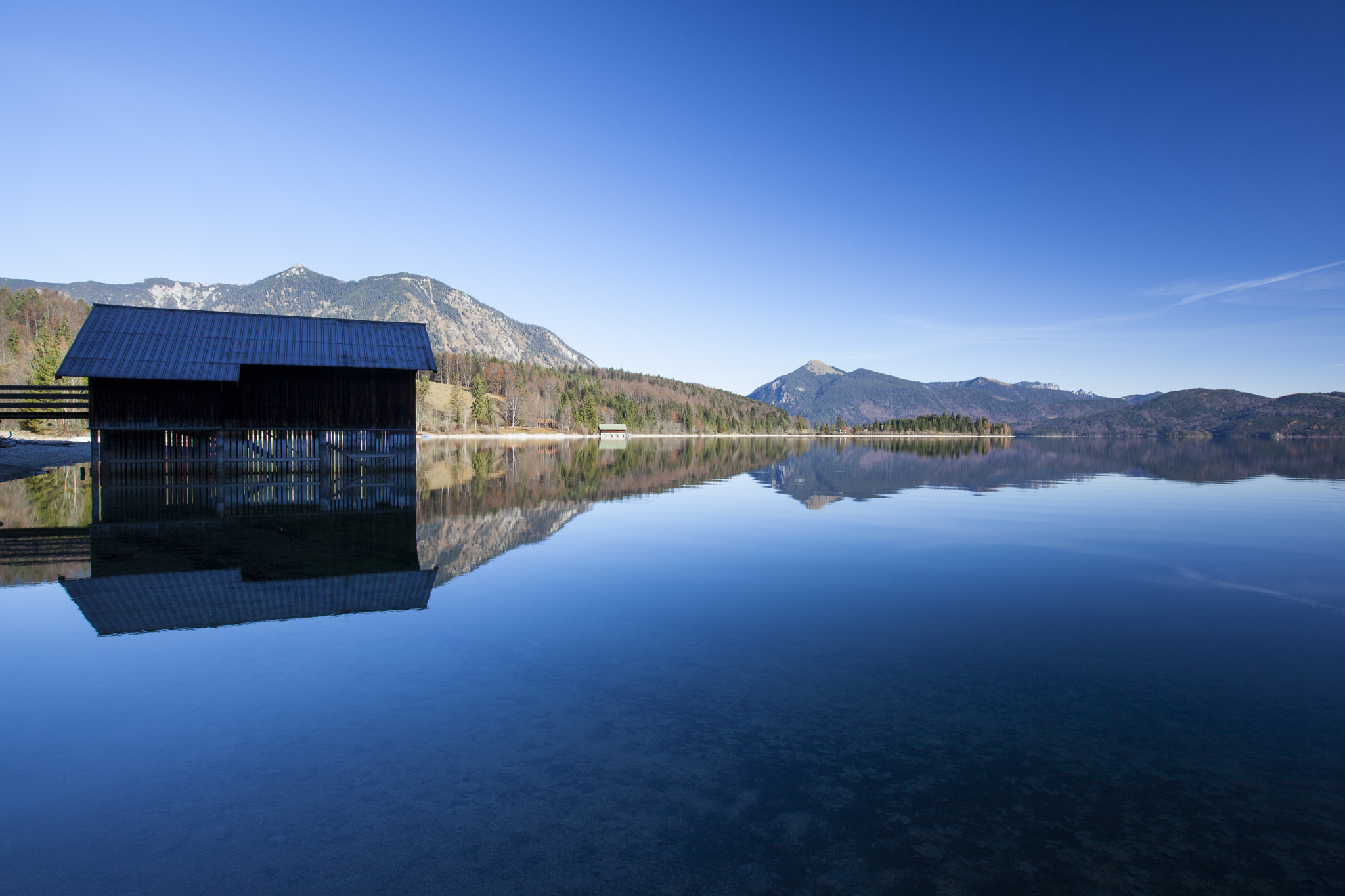 Photograph Am Walchensee by Hartmut Albert on 500px