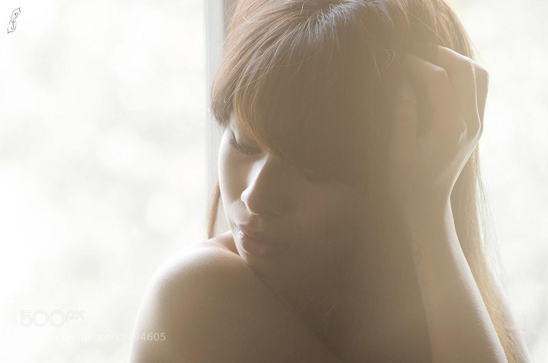 Photograph Portrait by Florent  Vaille  on 500px