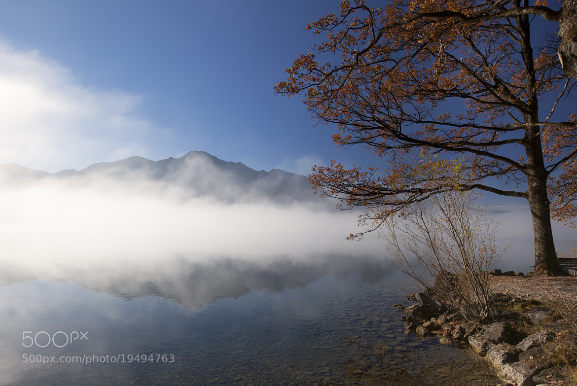 Photograph Kochelsee by Hartmut Albert on 500px