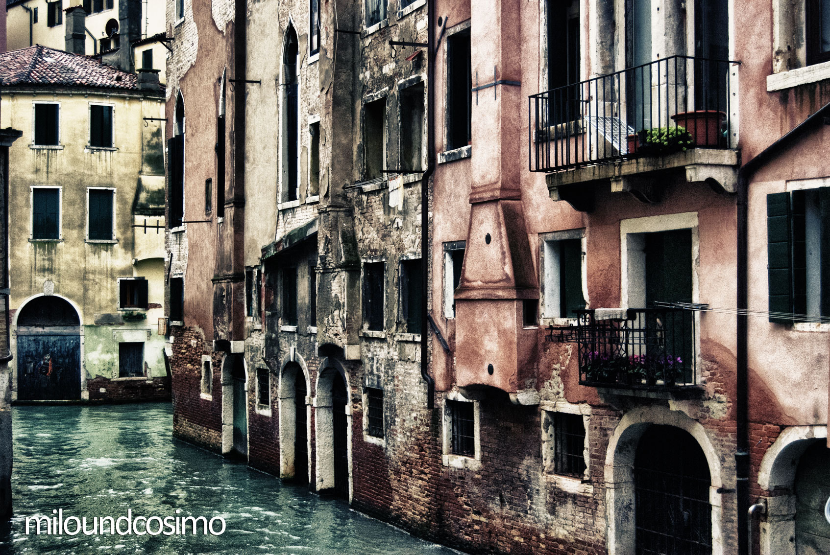 Photograph timid floods by Milo E Cosimo Fanfoto on 500px