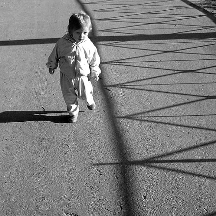 Sunny child, Panasonic DMC-LC50