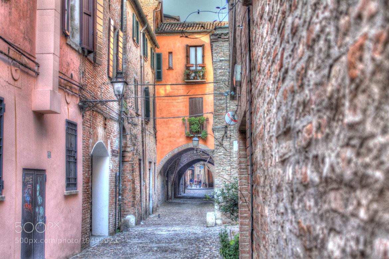 Photograph Via delle Volte by Enrico Salvati on 500px