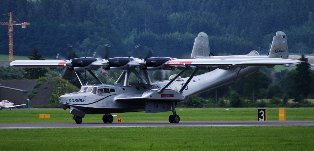 Photograph Dornier Do-24 by Adrian Kraszewski on 500px