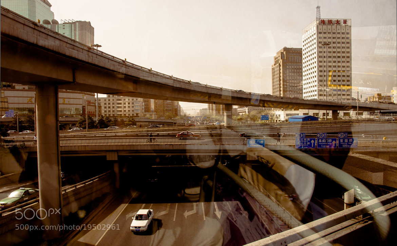 Photograph Beijing urban freeways by Serge Lamouroux on 500px