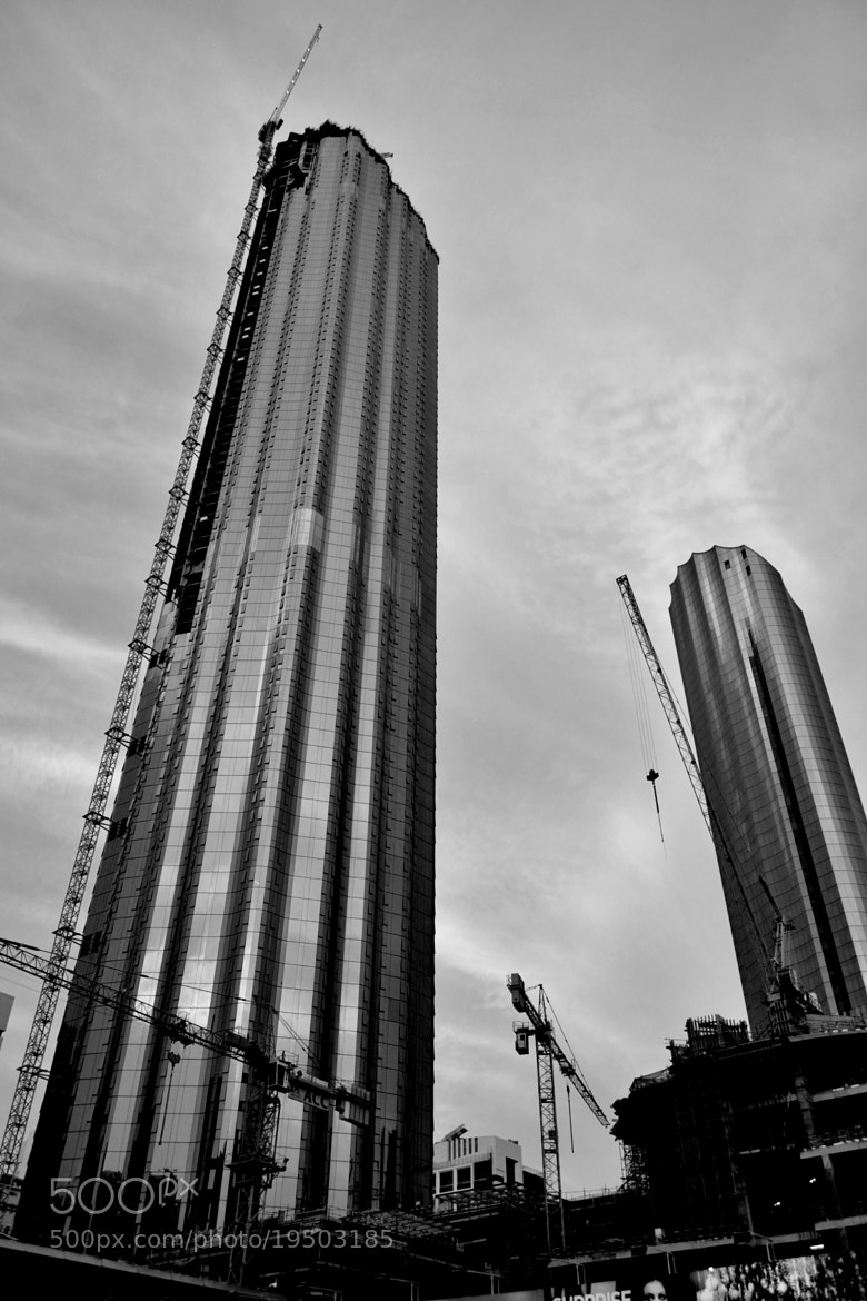 Photograph Skyscrapers. by Ludovica Colacino on 500px