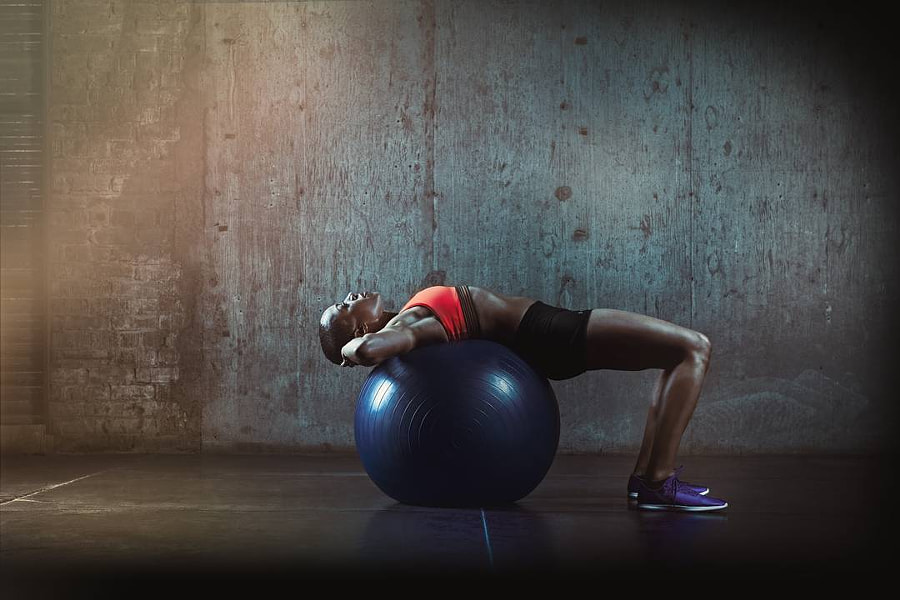 While this exercise looks easy I can assure you it is not. #MyAbsHurt by Blair Bunting on 500px.com