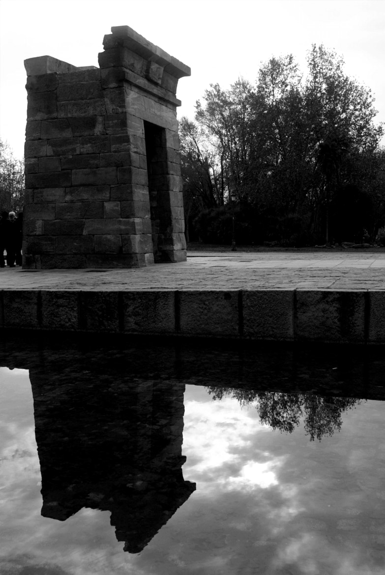 Photograph Templo Debod by Felipe Carrasquilla on 500px