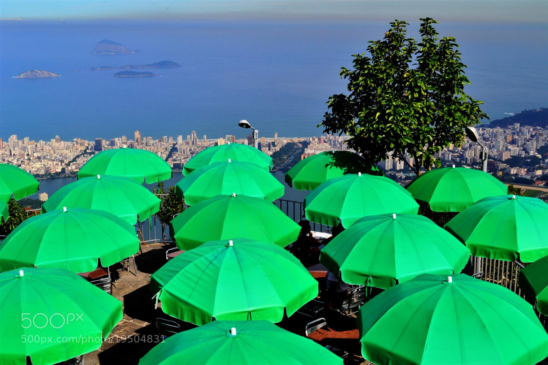 Photograph Green Belt - RIO - Corcovado by Osvaldo Pontes on 500px
